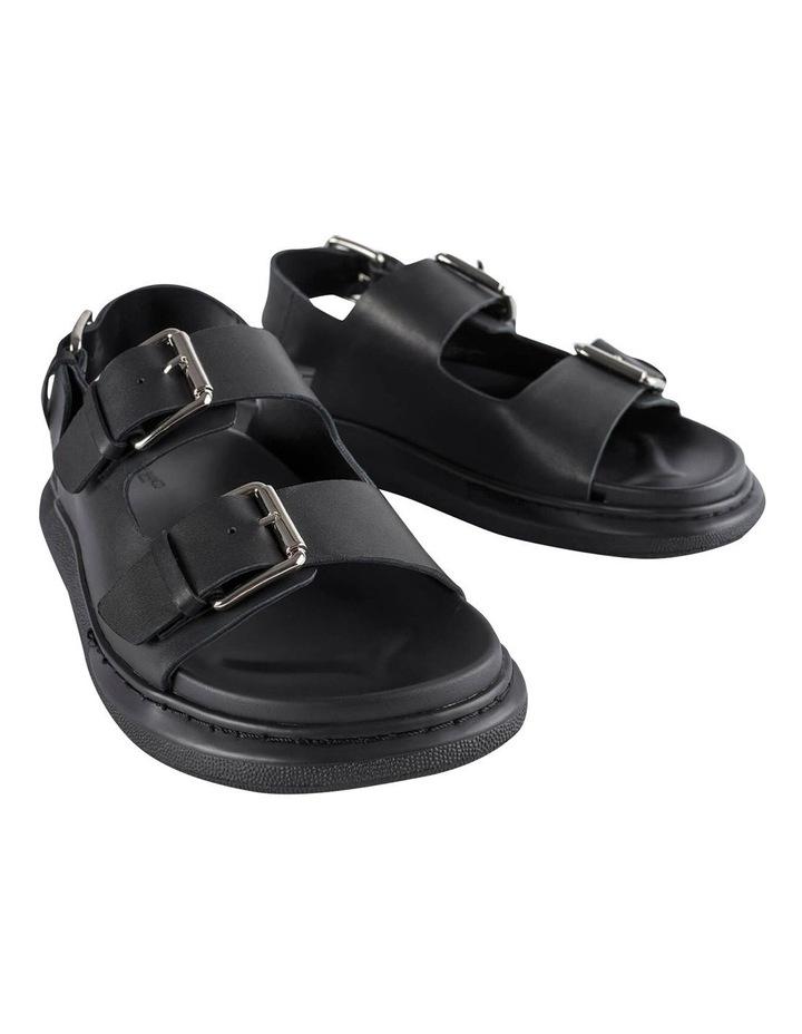 Maxie Black Como Sandals image 5