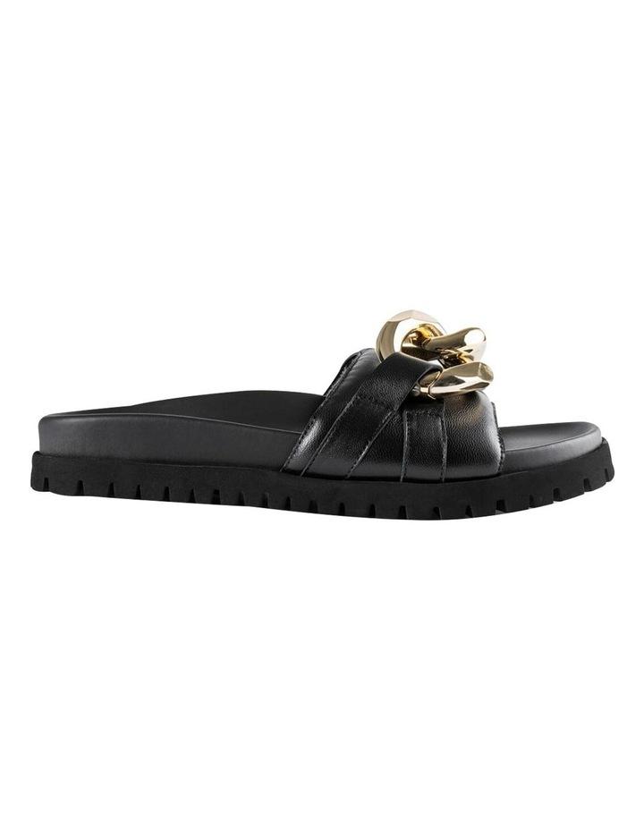 Briana Black Nappa Heels image 1
