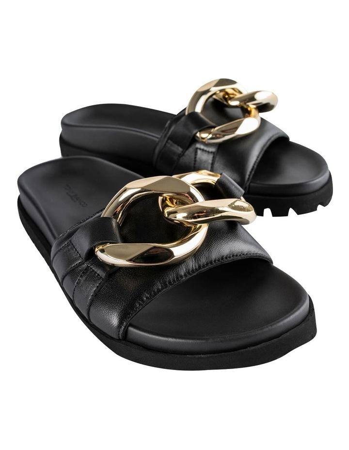Briana Black Nappa Heels image 2
