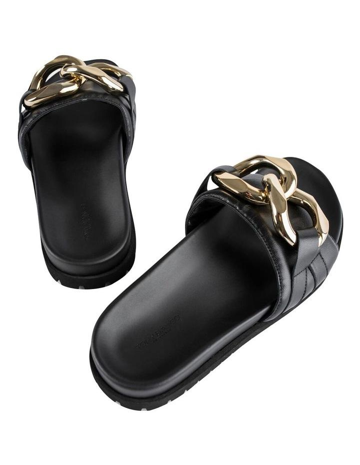 Briana Black Nappa Heels image 3