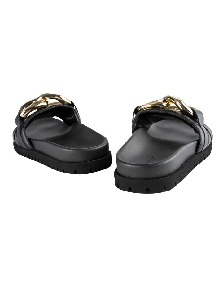 Briana Black Nappa Heels image 4