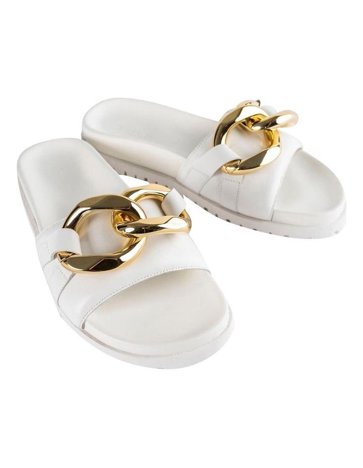 Briana White Nappa Heels image 6