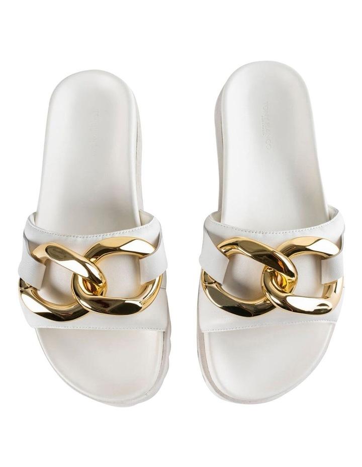 Briana White Nappa Heels image 7