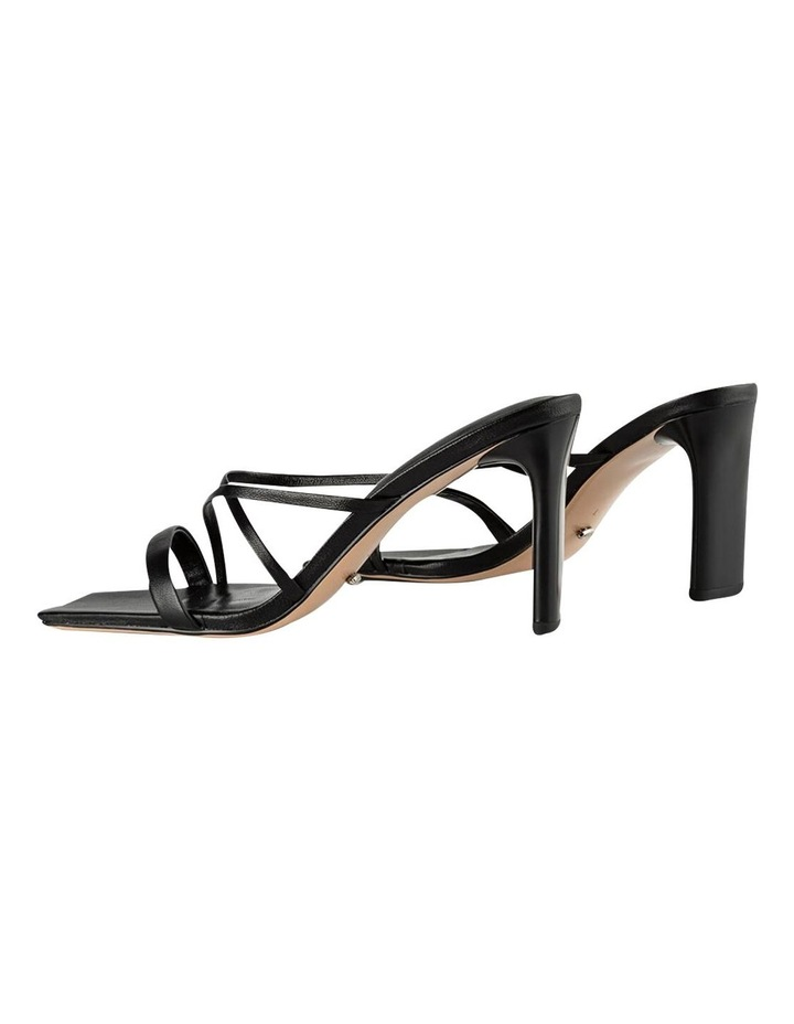 Classic Black Nappa Heels image 4
