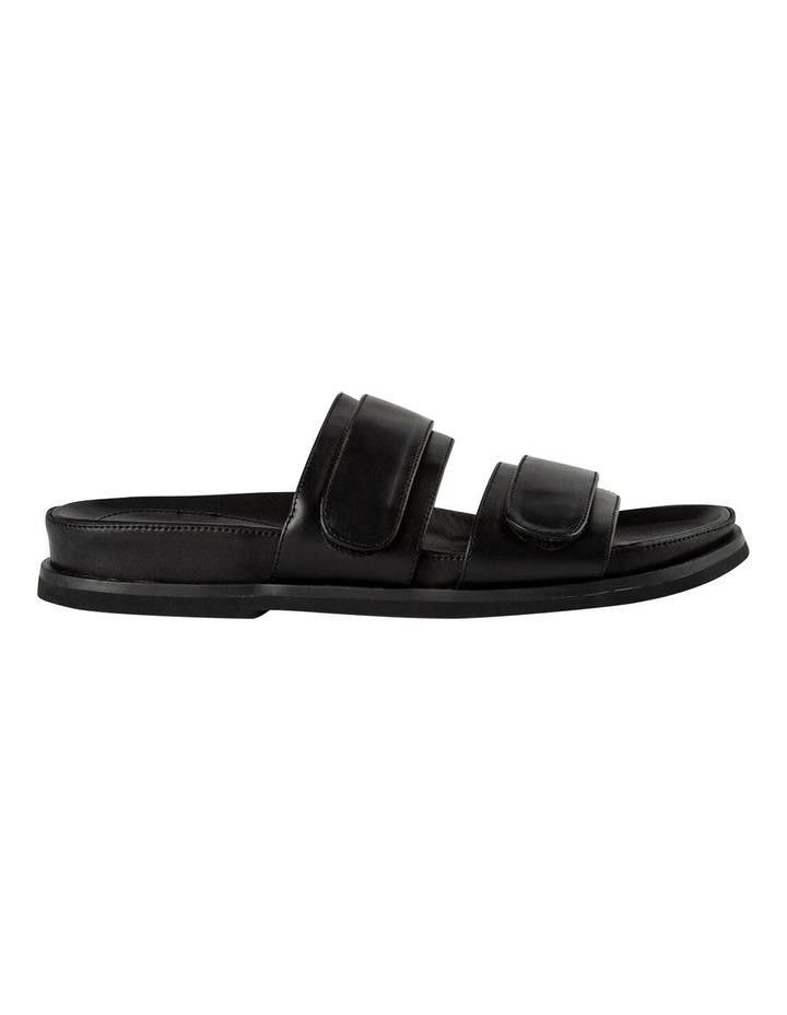Hawk Black Capretto Sandals image 1