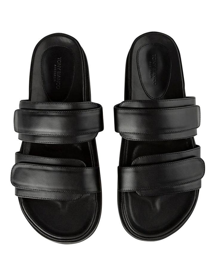 Hawk Black Capretto Sandals image 5