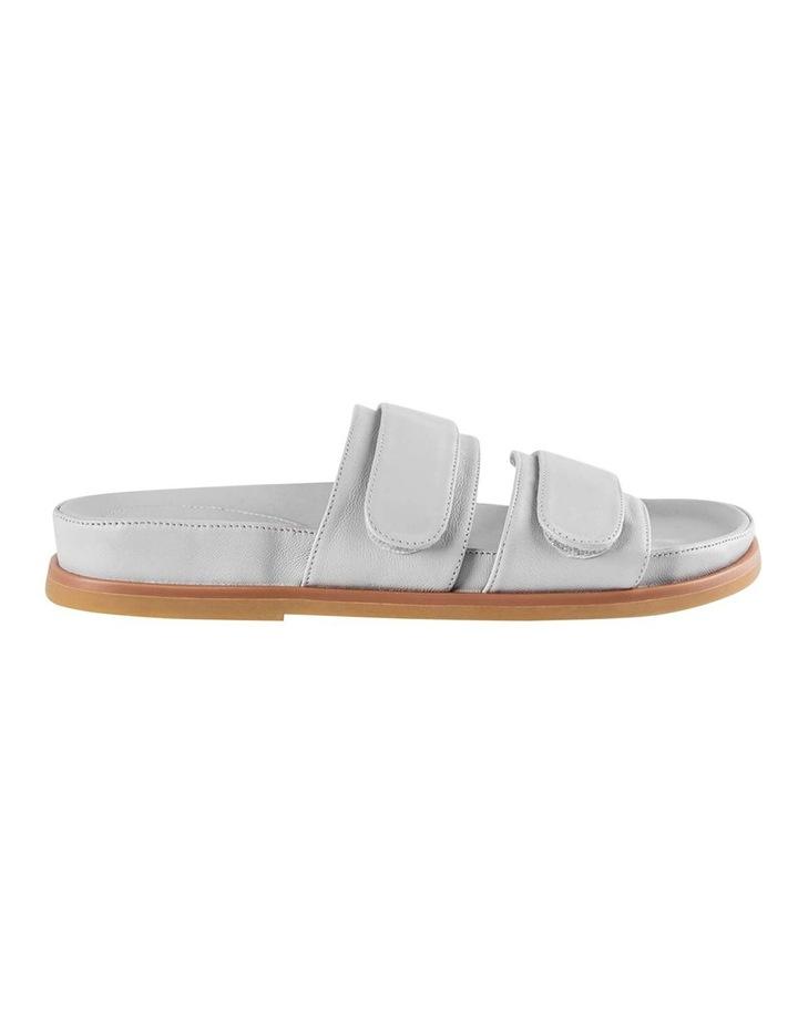 Hawk Light Grey Nappa Sandals image 1
