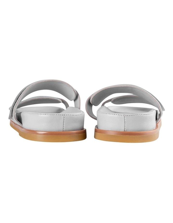 Hawk Light Grey Nappa Sandals image 4