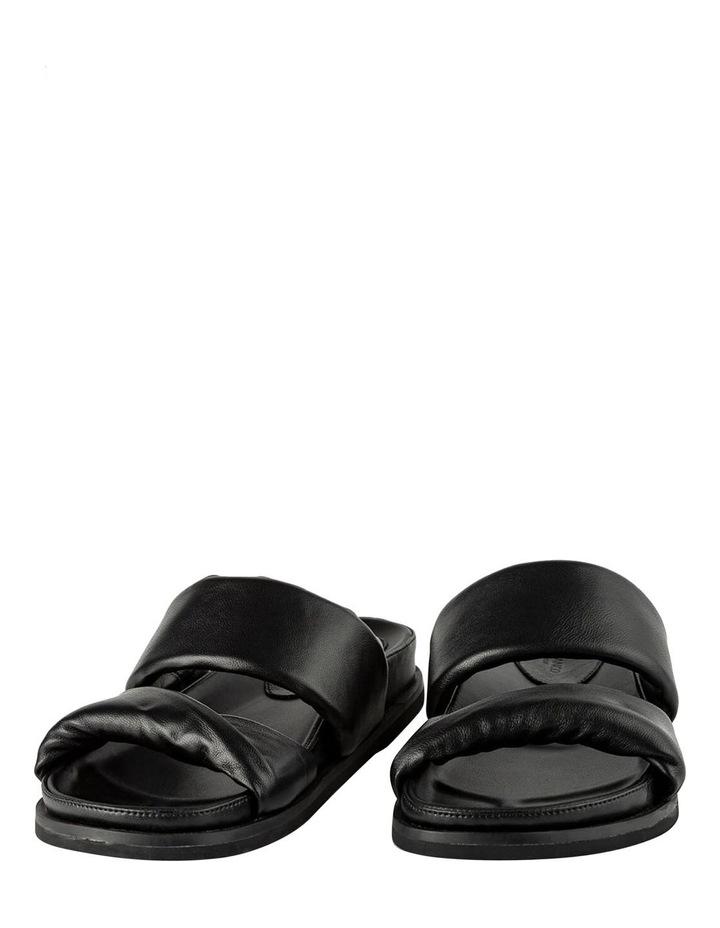 Henry Black Nappa Sandals image 5