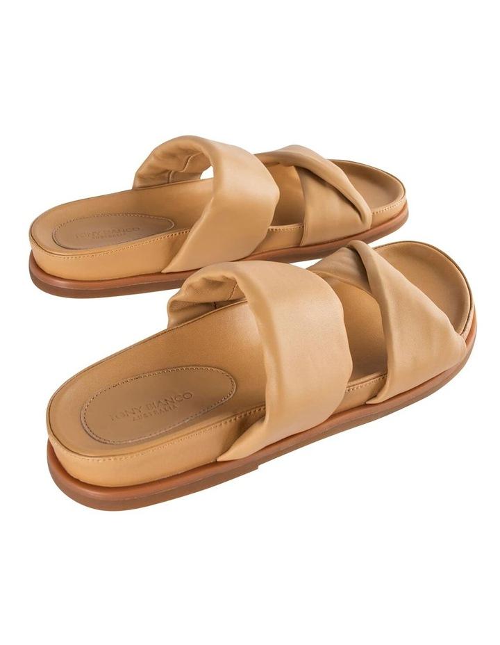 Henry Honey Nappa Sandals image 3
