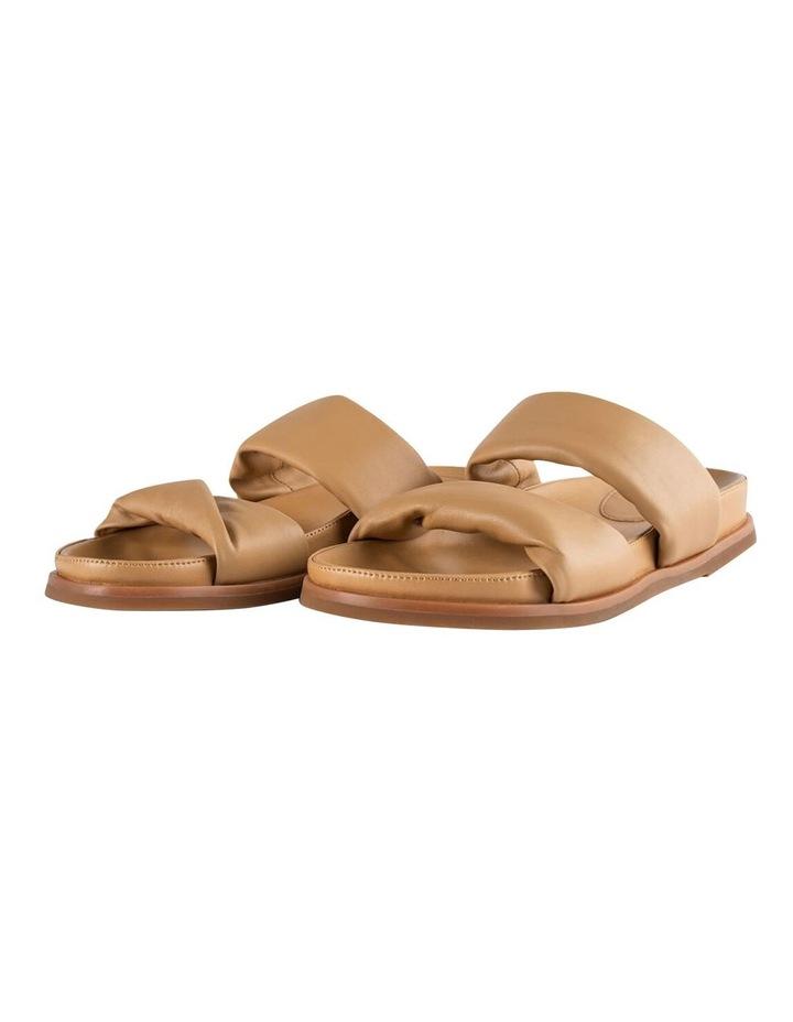 Henry Honey Nappa Sandals image 4