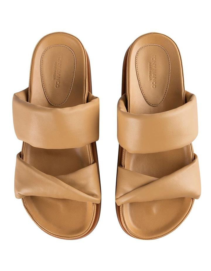 Henry Honey Nappa Sandals image 5