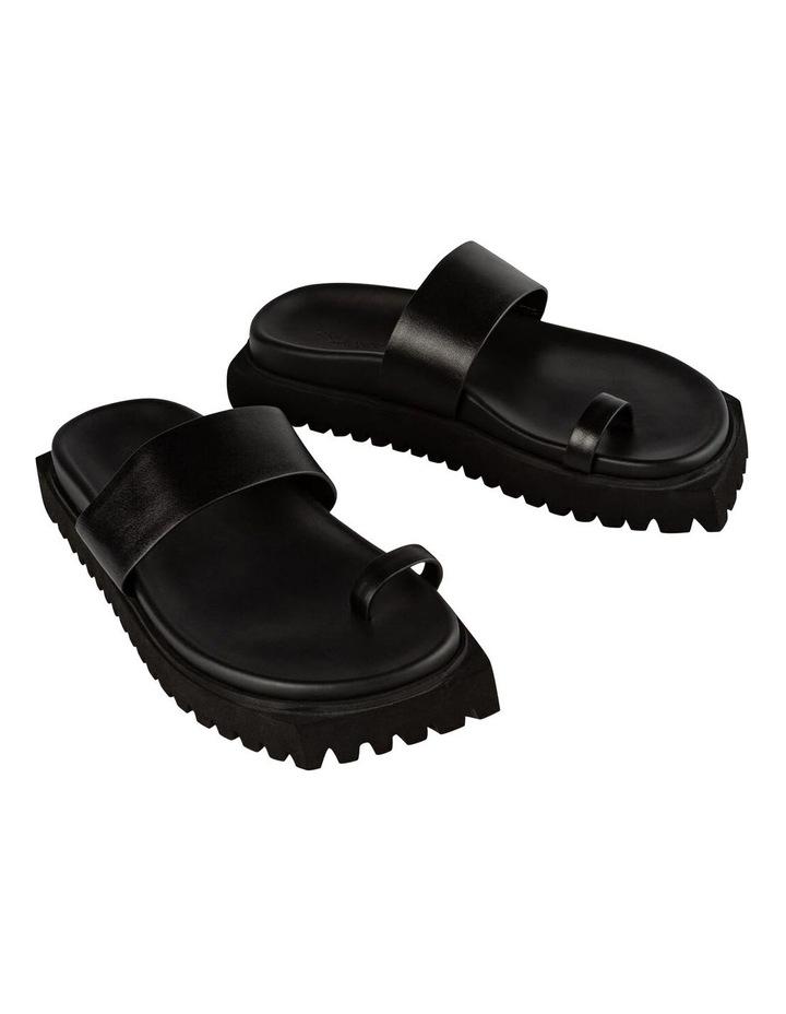 Tonka Black Nappa Sandals image 1
