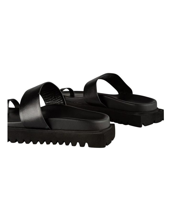 Tonka Black Nappa Sandals image 2