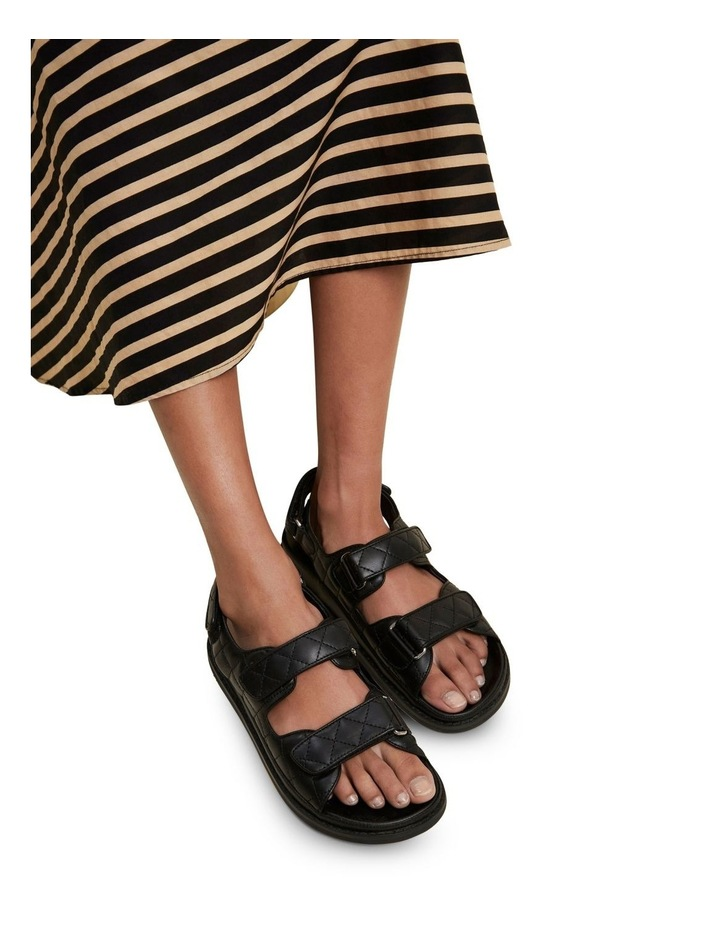 Quilted Footbed image 2