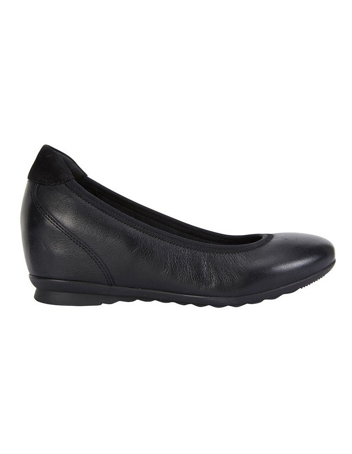 Norah Black Glove Heeled Shoes image 1