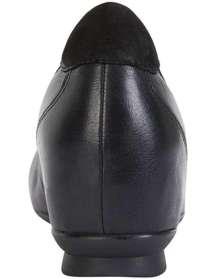 Norah Black Glove Heeled Shoes image 5