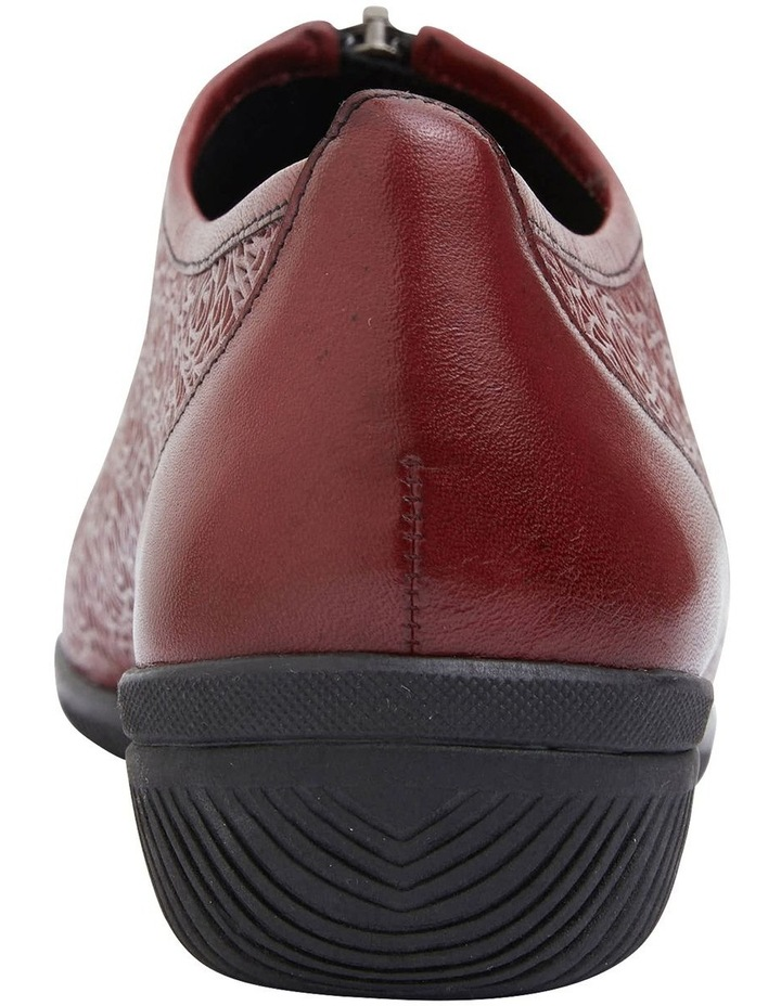 Wiley Red Glove Flat Shoes image 5
