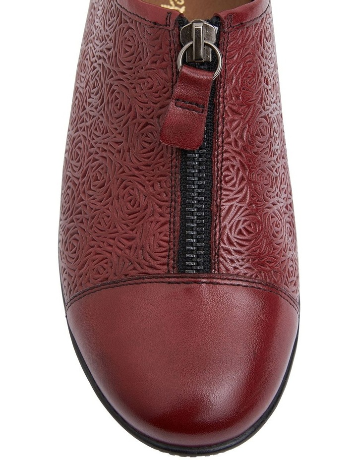 Wiley Red Glove Flat Shoes image 7