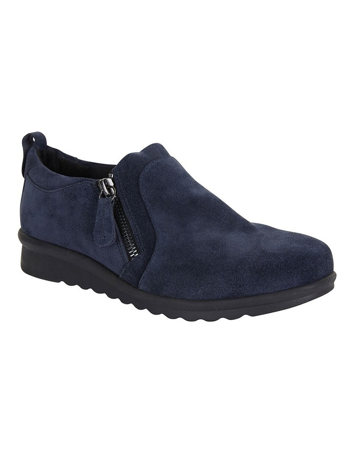 Noble Navy Suede Sneaker image 2