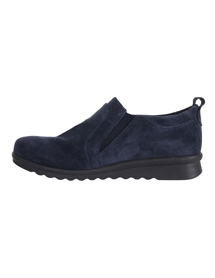 Noble Navy Suede Sneaker image 3
