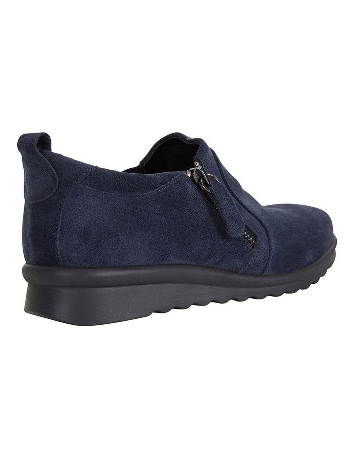 Noble Navy Suede Sneaker image 4
