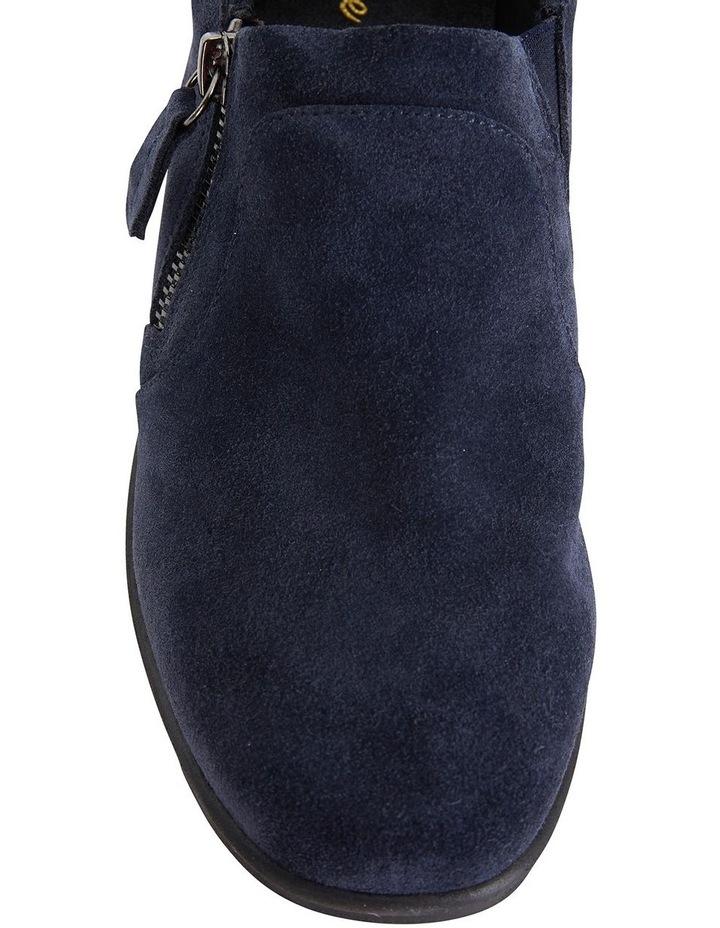 Noble Navy Suede Sneaker image 7