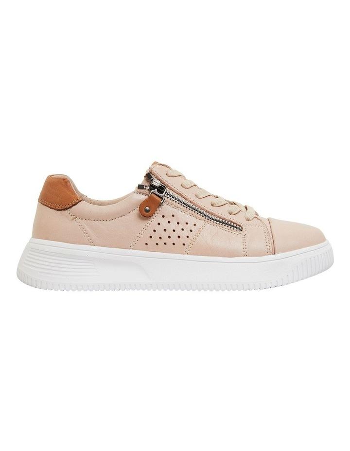 Novella Blush / Tan Glove Sneakers image 1