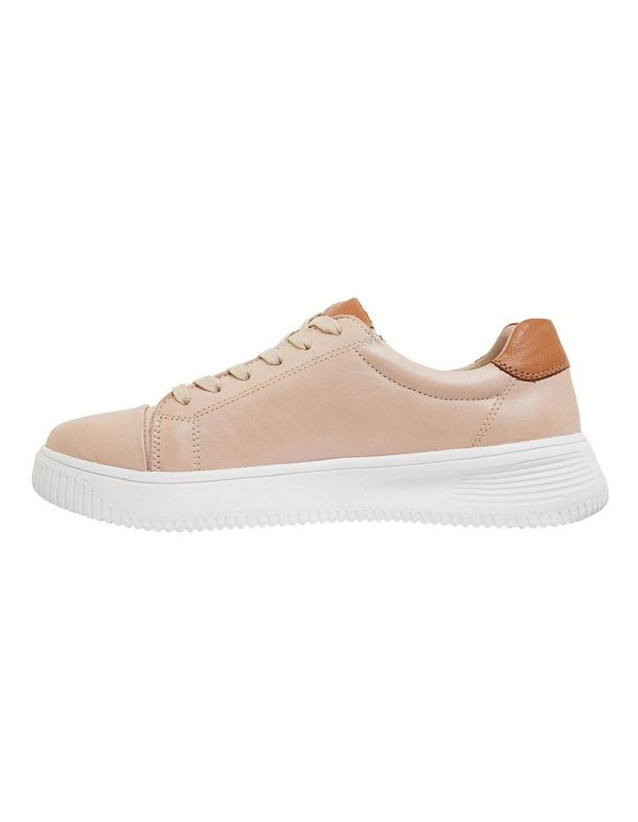 Novella Blush / Tan Glove Sneakers image 3