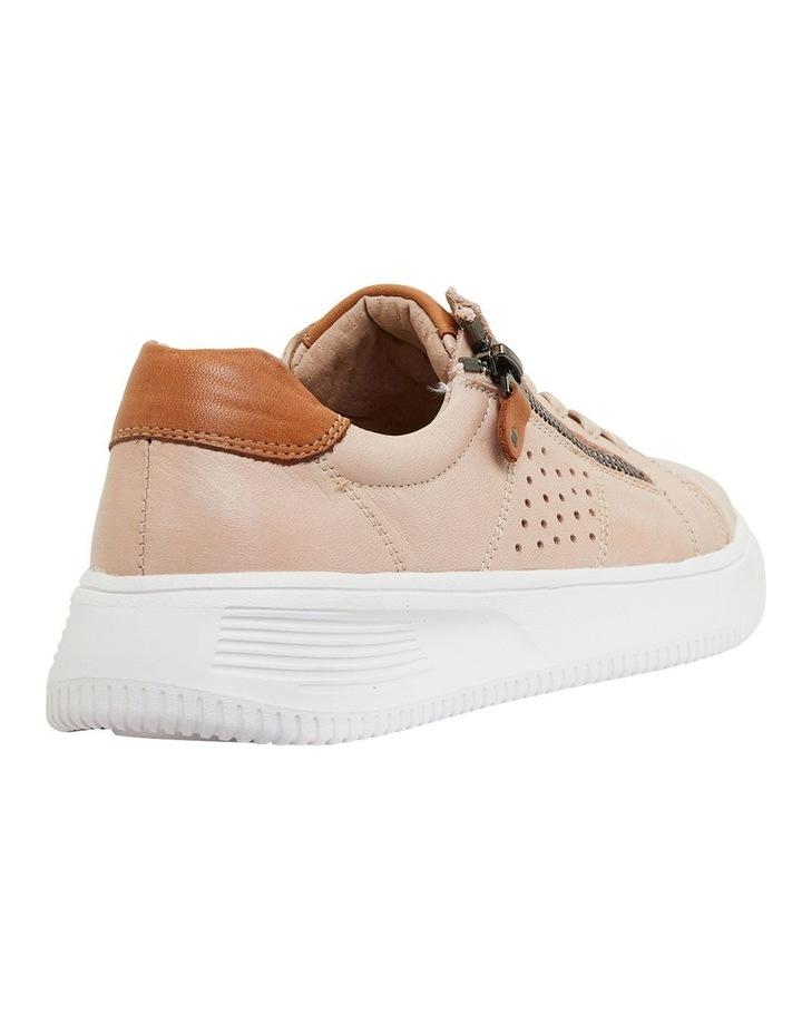 Novella Blush / Tan Glove Sneakers image 4