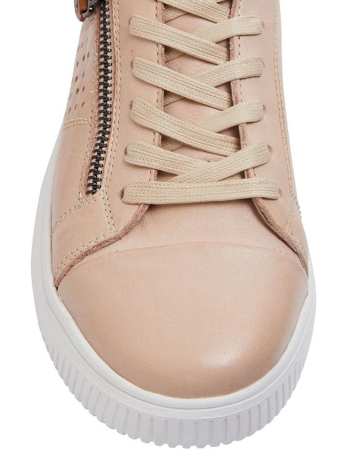 Novella Blush / Tan Glove Sneakers image 6
