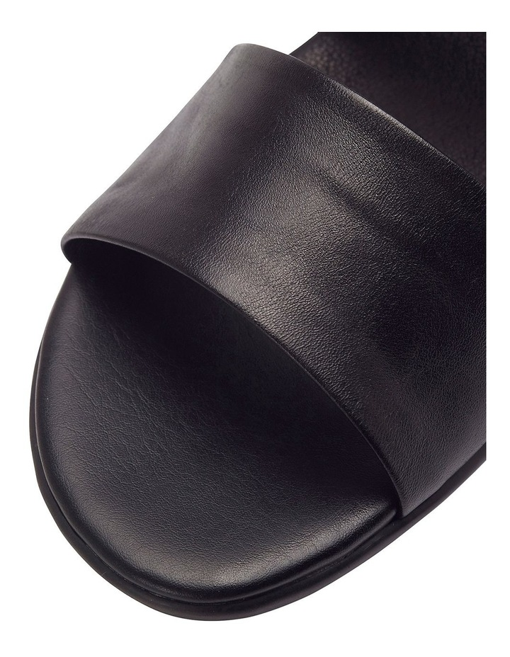 Charity Black Glove Sandal image 4
