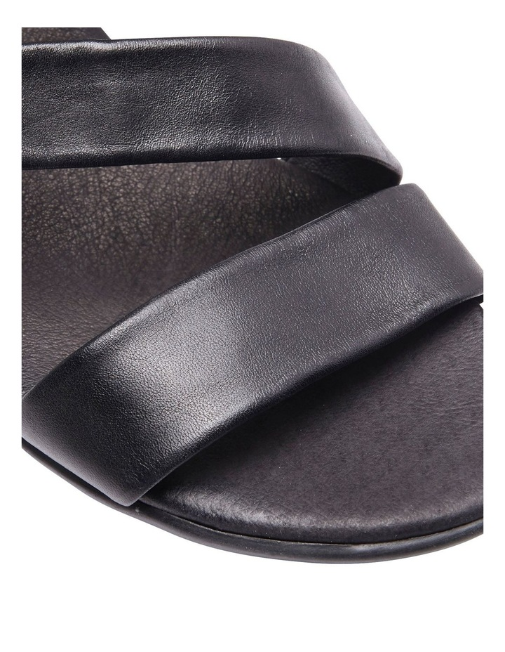 Caine Black Glove Sandal image 6