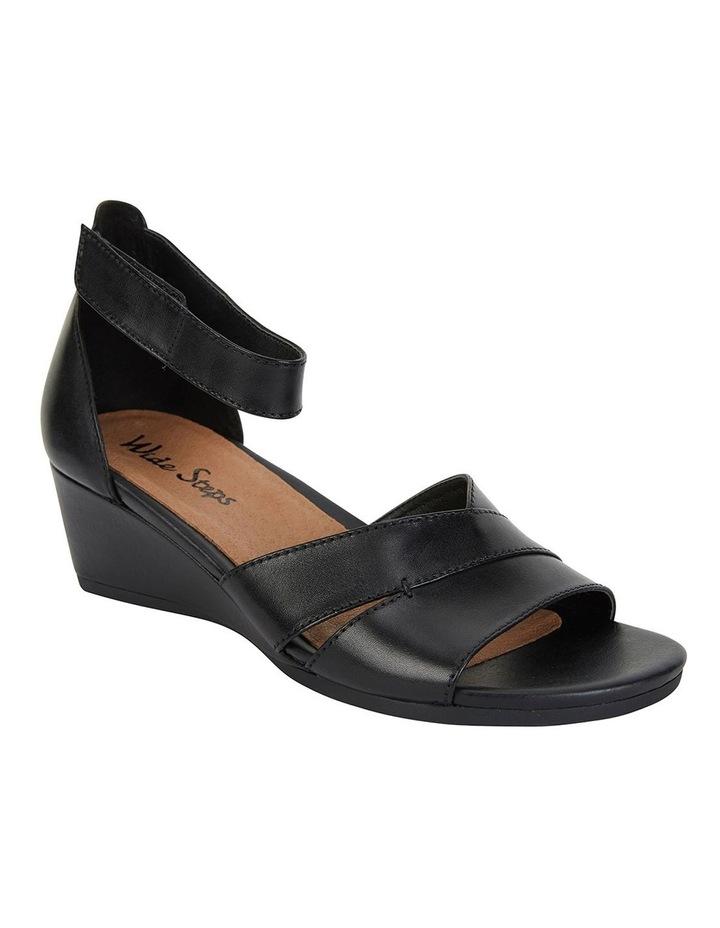 Martha Black Glove Sandal image 2