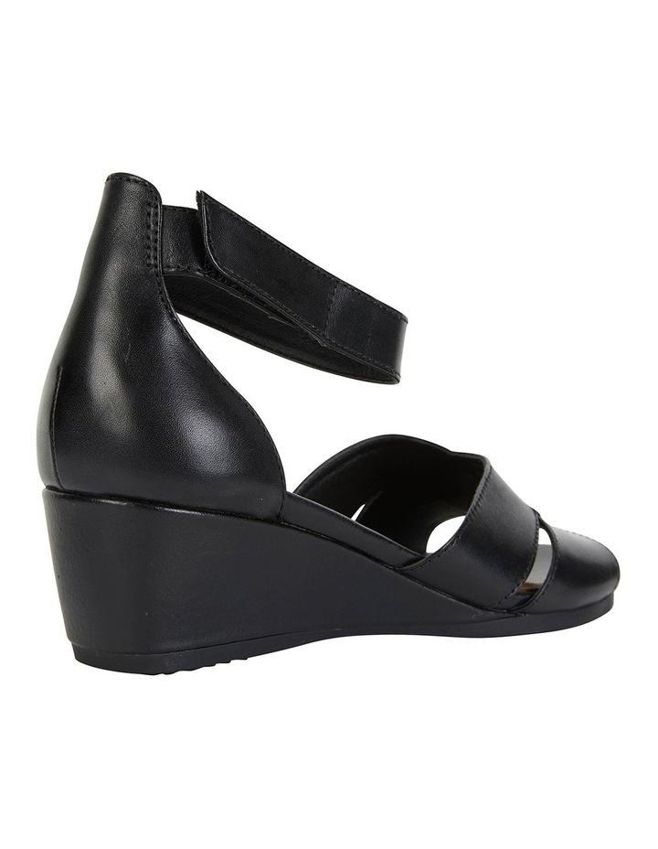Martha Black Glove Sandal image 4