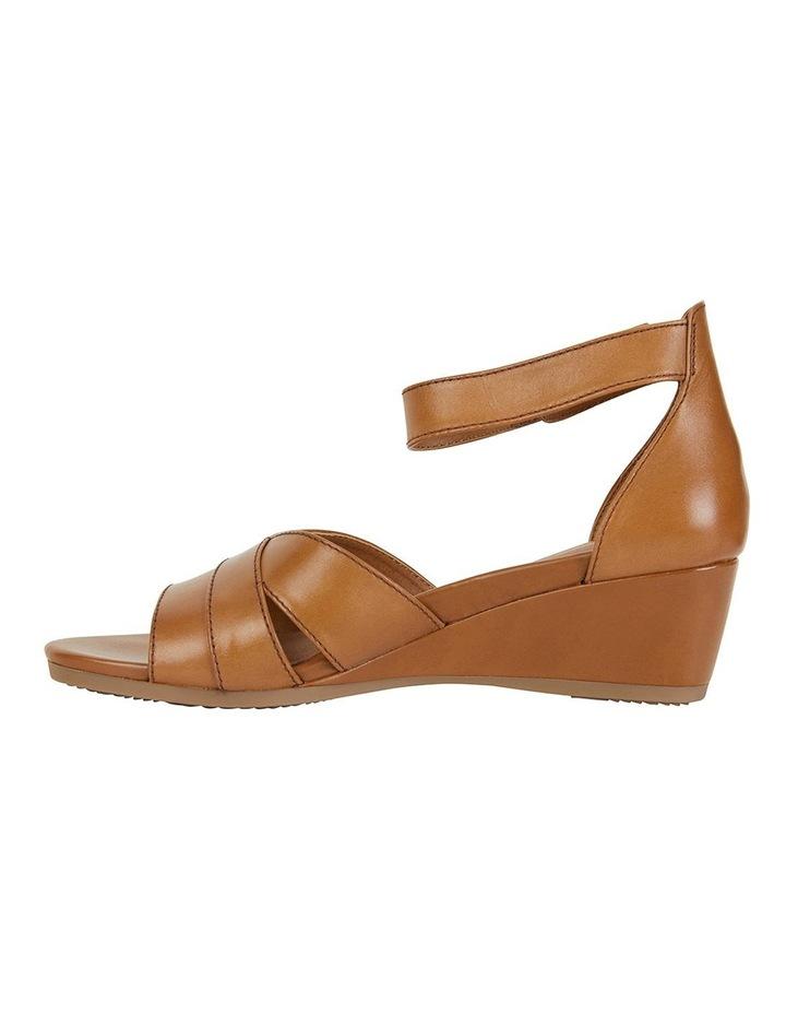Martha Cognac  Glove Sandal image 3