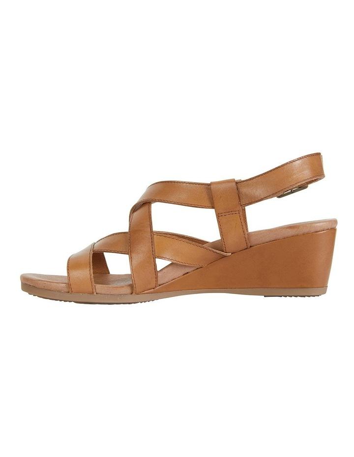 Miriam Cognac Glove Sandal image 3