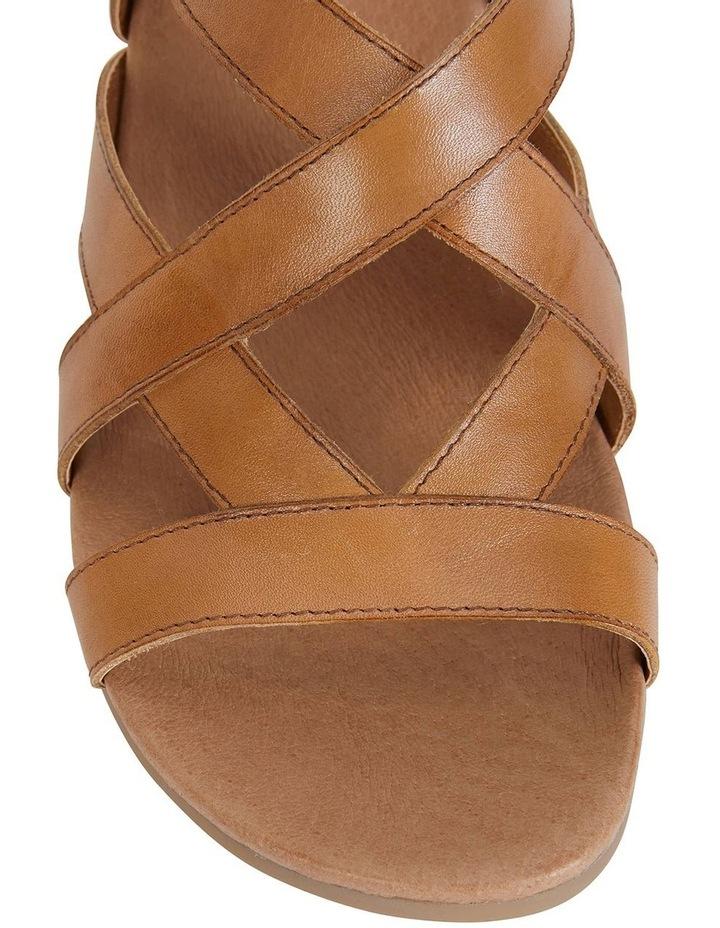 Miriam Cognac Glove Sandal image 7
