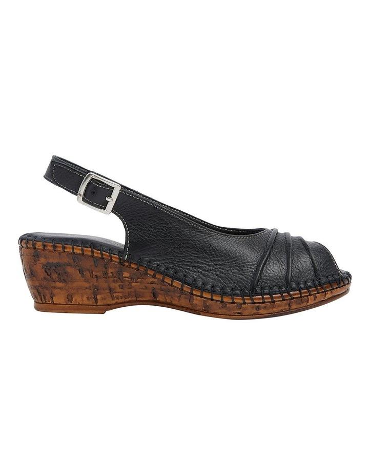 Dex Black Glove Sandal image 1