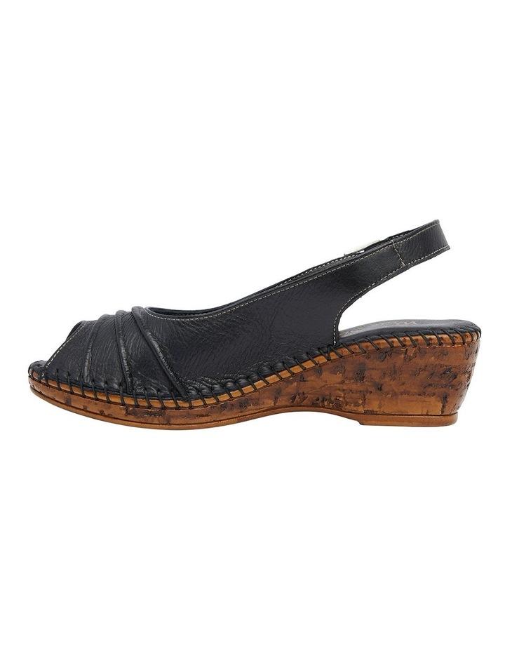 Dex Black Glove Sandal image 3