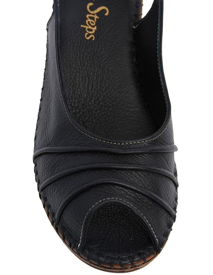 Dex Black Glove Sandal image 7