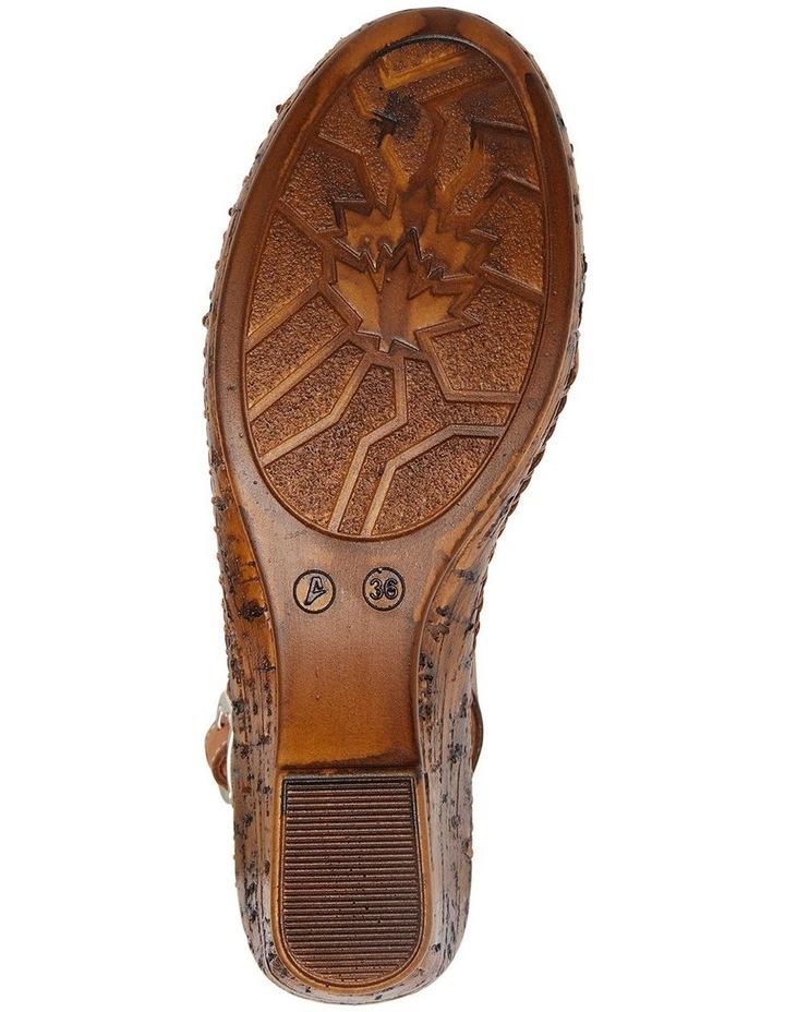 Dex Tan Glove Sandal image 6