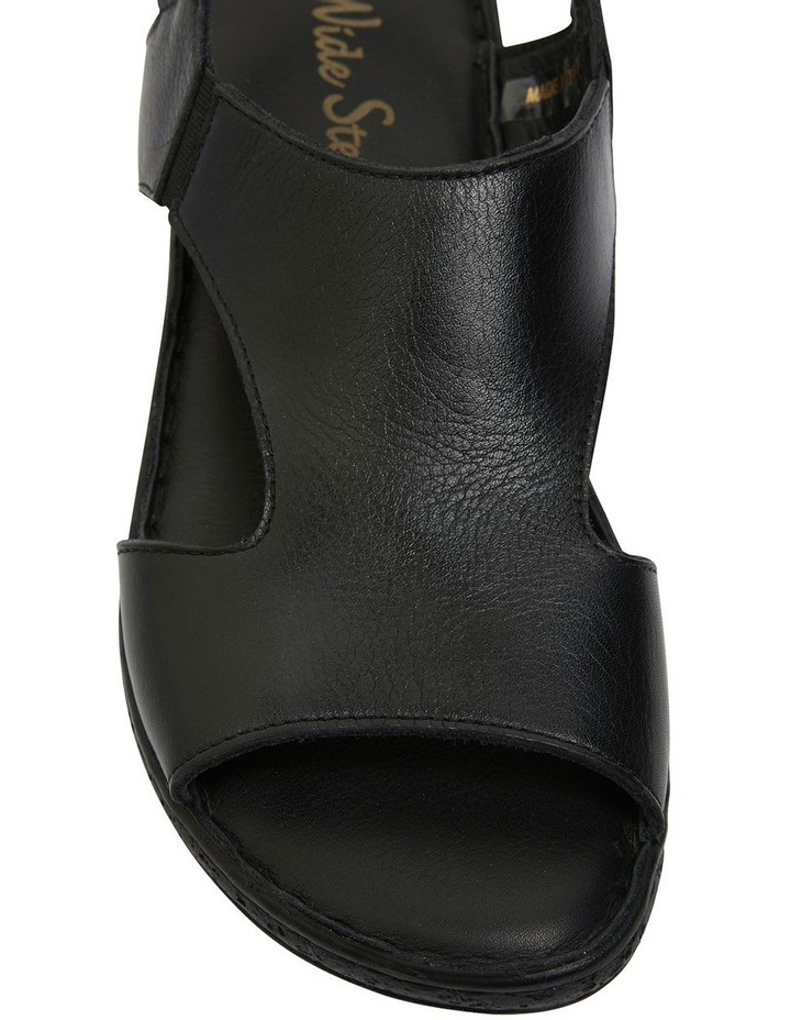 Dustin Black Glove Sandal image 7