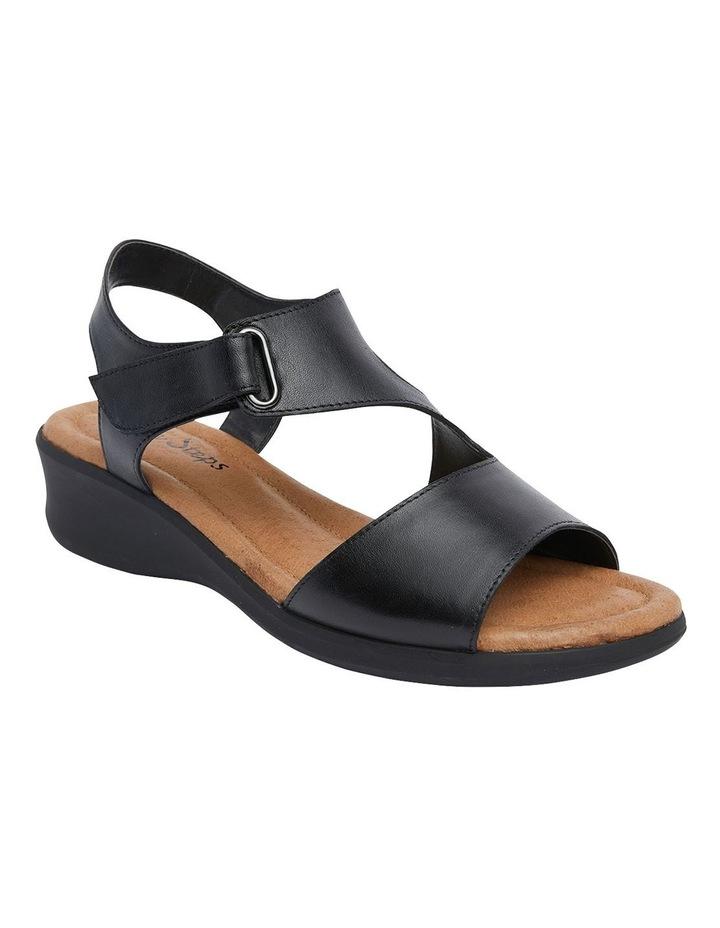 Patty Black Glove Sandal image 2