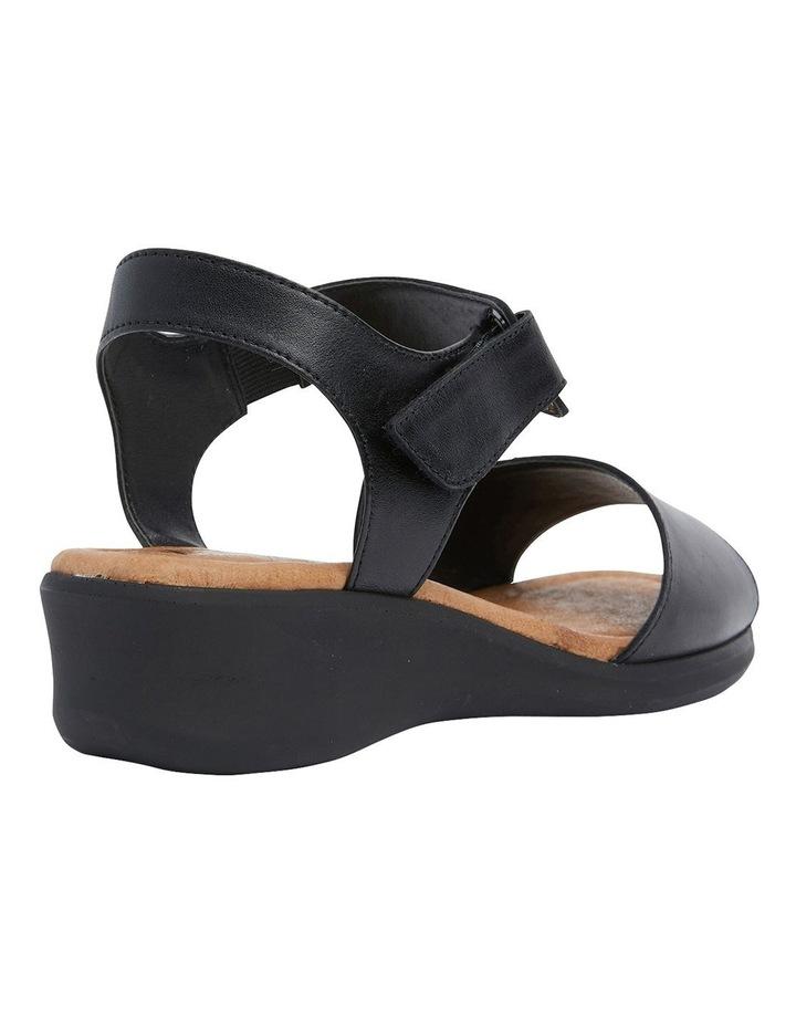 Patty Black Glove Sandal image 4
