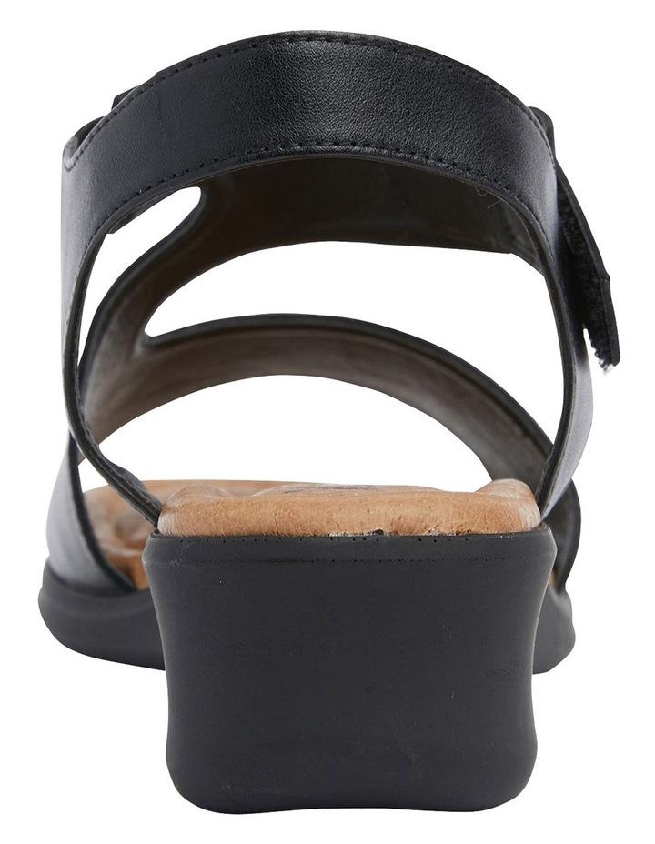 Patty Black Glove Sandal image 5