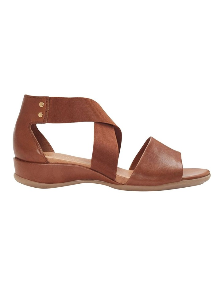 Chester Mid Brown Glove Sandals image 1
