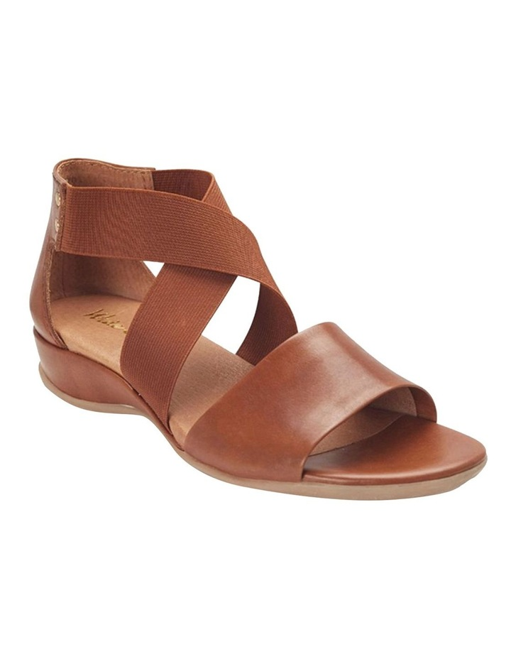Chester Mid Brown Glove Sandals image 2