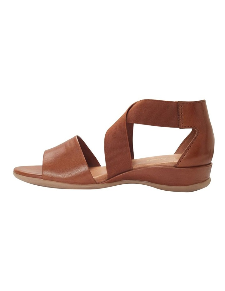 Chester Mid Brown Glove Sandals image 3