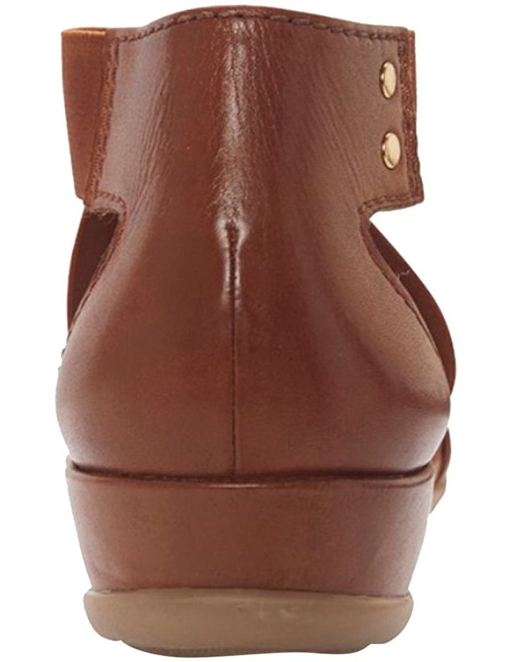 Chester Mid Brown Glove Sandals image 5